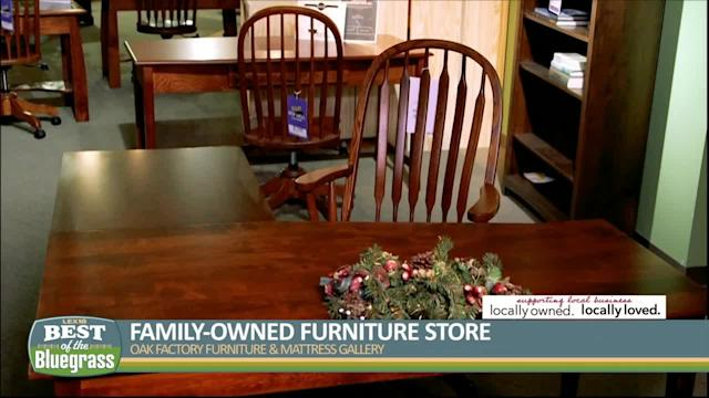 Locally Owned Loved Oak, Furniture And Mattress Gallery