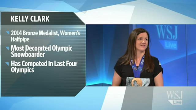 Olympian Kelly Clark on What's Next After Sochi