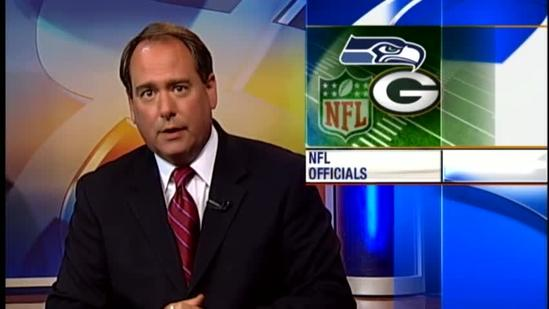 NFL fans reeling after bad call in Packers v. Seahawks game