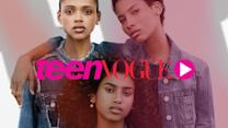 Teen Vogue's The Cover - Watch Models Aya, Imaan, and Lineisy in the Ultimate Boardwalk Walk-Off