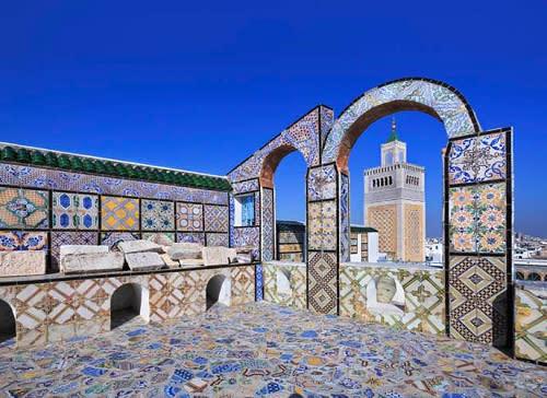突尼西亞物價偏低,旅遊吸引力大增