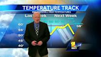 Weekend temps to go up, but expect Easter storm