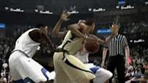 Ncaa Basketball 09: Clip 1