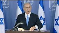 Netanyahu Rejects Cease-Fire Talks, Vows to Continue Campaign