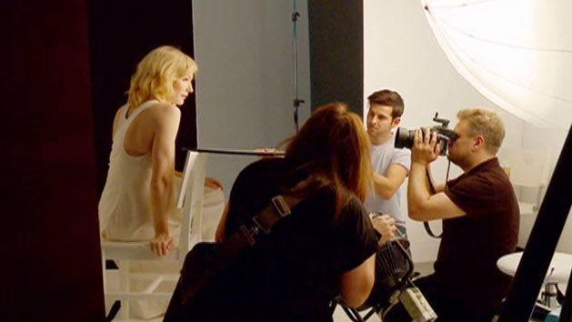 Behind the scenes of SK-II with Cate Blanchett