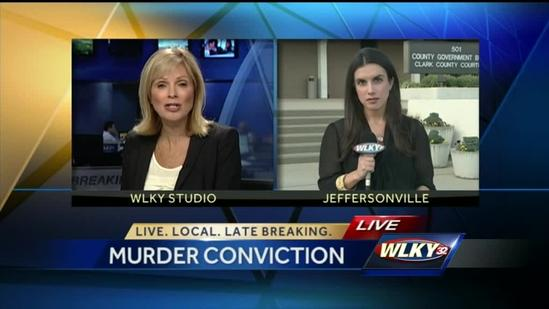 Man convicted of murder in December 2012 slaying