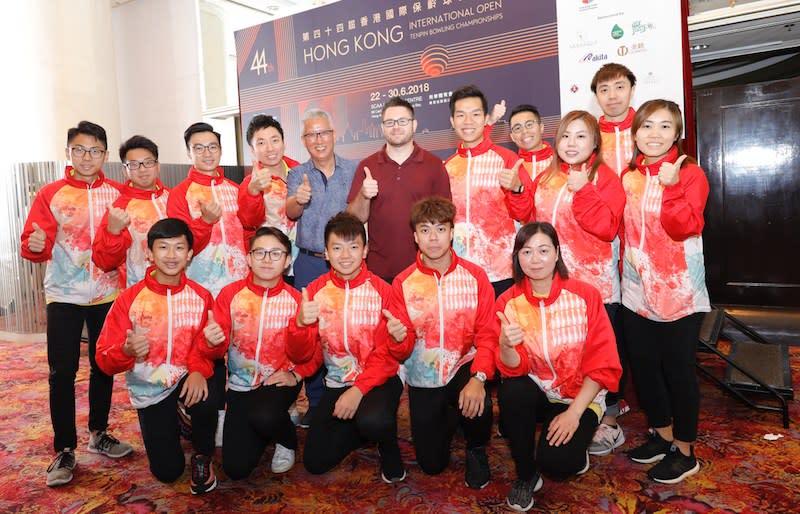 【香港國際保齡球賽】港隊精銳盡出 世界冠軍三子主場爭標