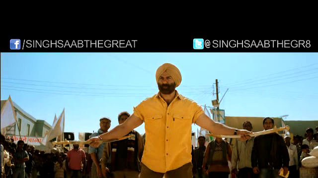 Singh Saab The Great - Teaser Trailer