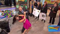 'Dancing With The Stars' Cheryl Burke Ready for New Season