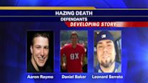 Baker appears in court for Fresno State hazing death