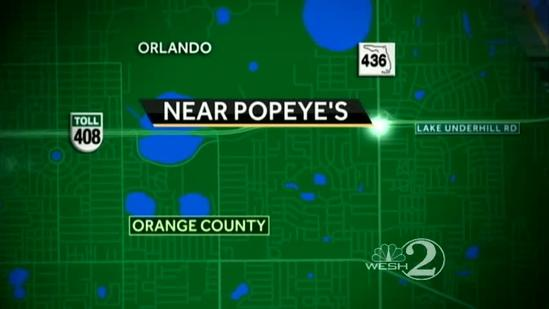 Two People Stabbed in Orlando