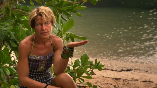 Survivor: Caramoan -  I've Become Very Insecure