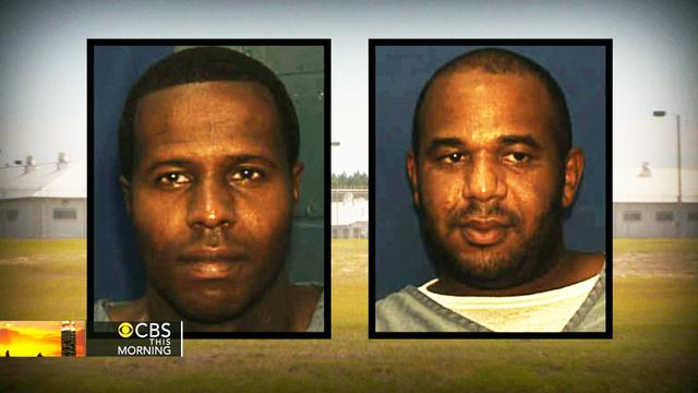 Killers escape Fla. prison using forged papers