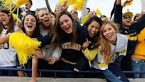 Wanted at College Football Games: Student Fans