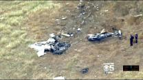 Pilot Killed In Small Plane Crash Near Castro Valley
