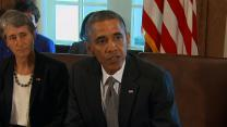 Obama Hopeful Kerry Can Get Results in Geneva