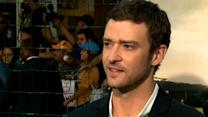 Justin Timberlake Goes Back to Music Roots