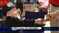 Dorset's Adorable Mayor Tufts Term Has Ended