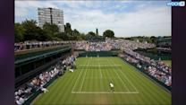 First Day Of Wimbledon Serves Up Victories, Upsets