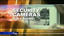 San Diego police want access to school security cams