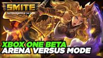 Smite - XBox One Beta Arena Mode Gameplay