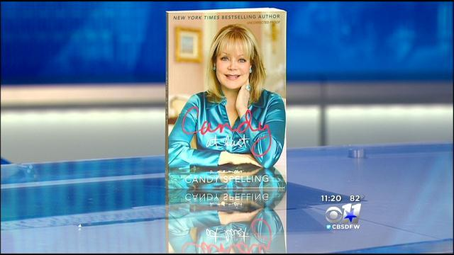 Candy Spelling Dishes On New Book