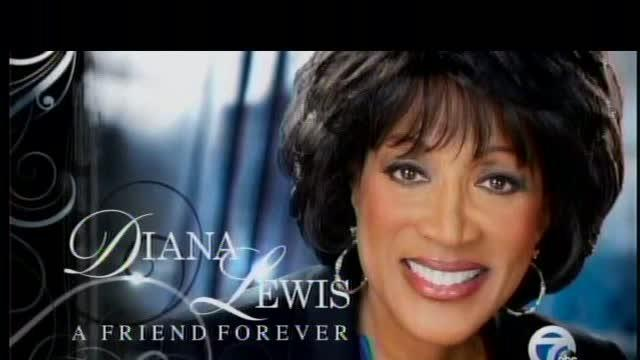 Diana Lewis, a look back at her amazing career