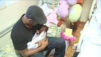 Dispatcher Talks Dad Through Baby Delivery
