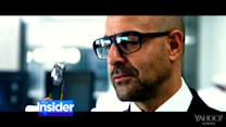 Stanley Tucci and Kelsey Grammer Dish About 'Transformers'