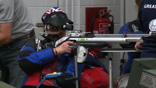 Paralympics: Britain's athletes take aim for gold