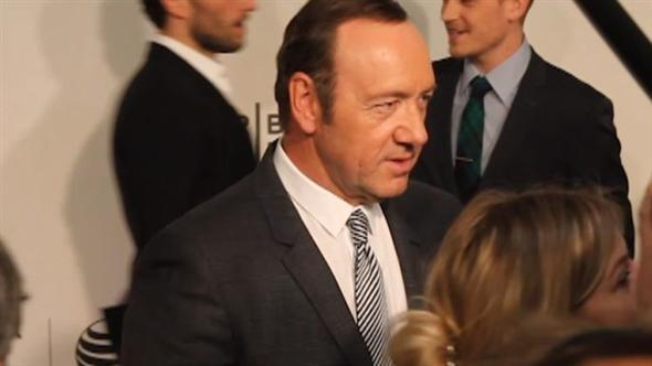 Tribeca 2014: Kevin Spacey intimida outros atores