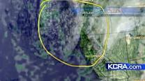 Thursday Weather Update for Northern California 11.8