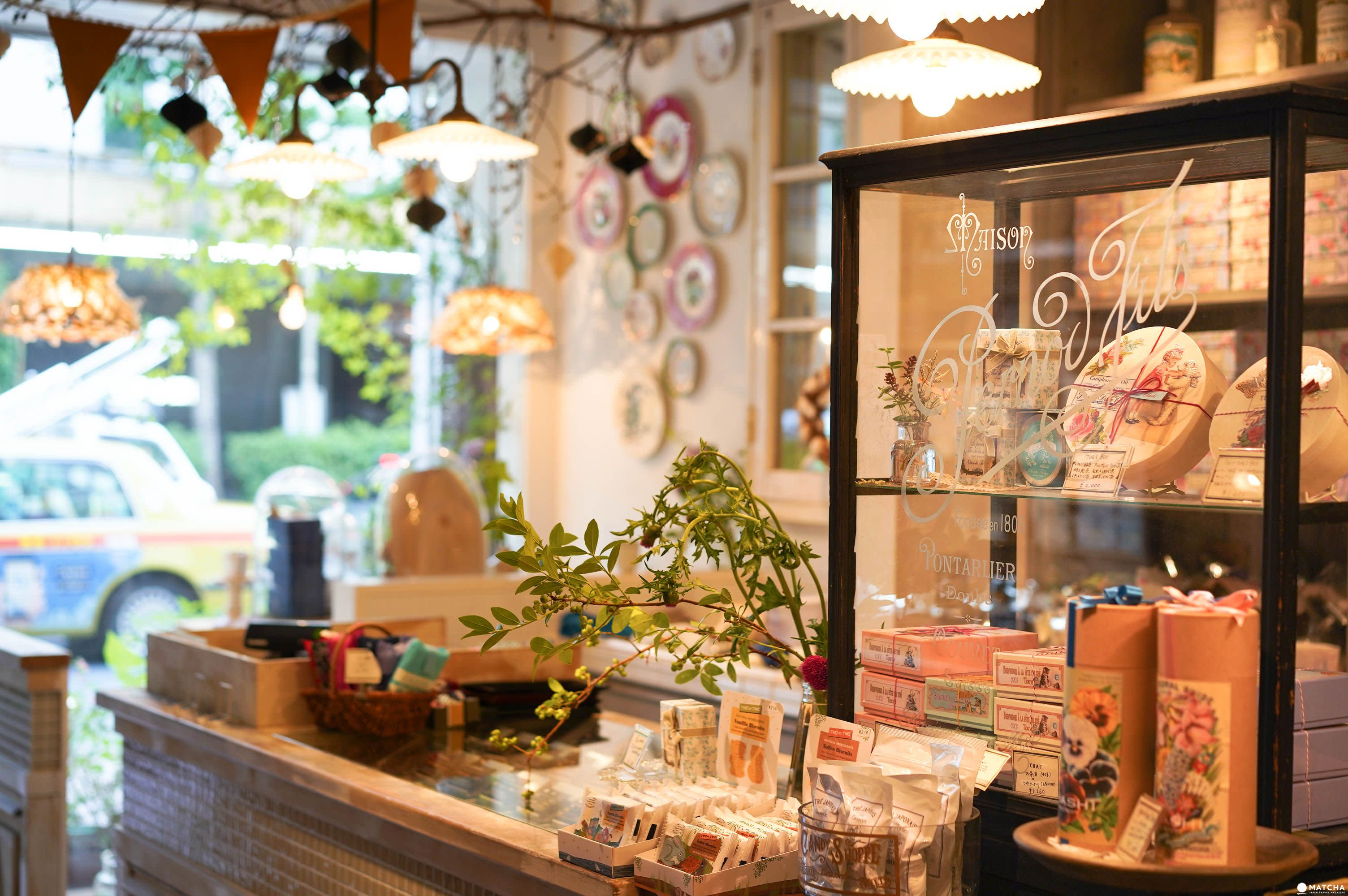 中野日本茶店雜貨