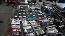 San Francisco police bust electronics fencing ring