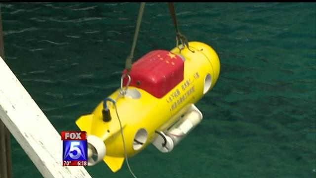 Students Compete In RoboSub Competition