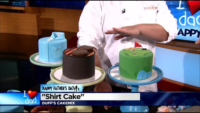 Bake A Cake For Dad With Tips From Duff Goldman