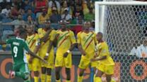 Highlights: Mali 1-4 Nigeria