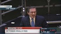October Philly Fed 19.8