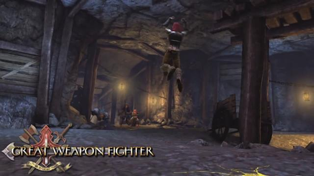 Neverwinter 'Great Weapon Fighters' reveal trailer