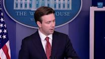 White House tight lipped on possible air strikes in Iraq