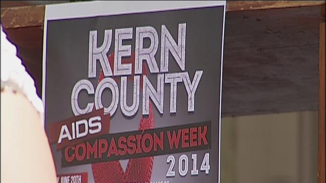 AIDS compassion week kicks off