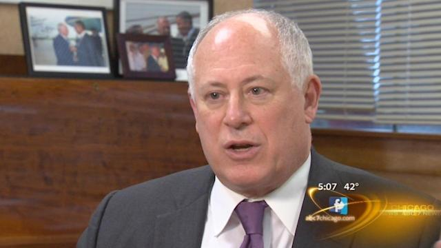 EXCLUSIVE: Governor Pat Quinn talks about Illinois pension crisis
