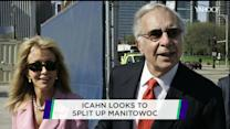 Icahn pushes Manitowoc to split; American Apparel faces more pressure to sell itself; Greek stocks tumble as country heads for snap election