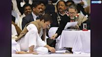 Take Up People-centric Issues Strongly, Rahul Tells Party Members