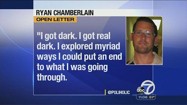 Open letter posted online by suspect in FBI raid