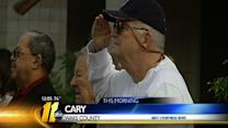 Cary honors Veterans
