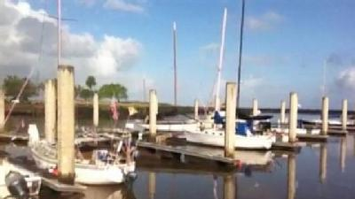 6-Foot Tsunami Wave Damages Haleiwa Harbor