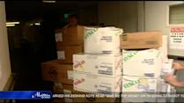 House of Blues donates food to San Diego Rescue Mission