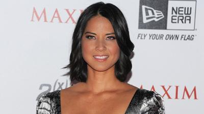 Olivia Munn On Being Number 2 On Maxim's Hot 100 List: 'Number 2 Is The Best!'