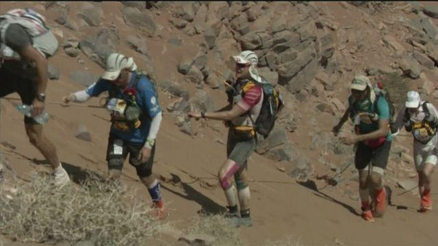 Fourth leg of the Marathon des Sables gets underway